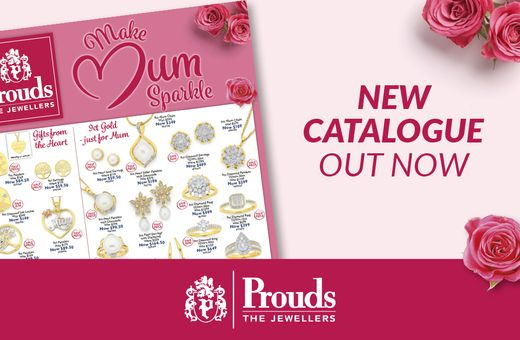 Prouds Mother's Day Catalogue