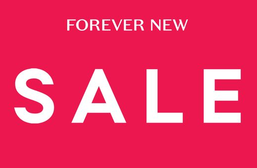 Forever New's End of Season Sale