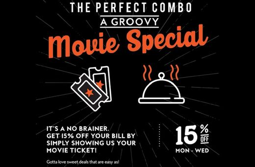 The Groove Train movie offer