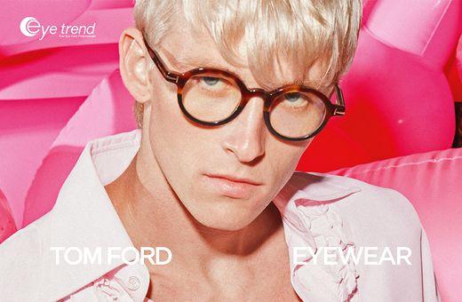 Tom Ford eyewear has landed at Eye Trend