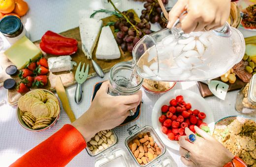 Six Ideas For The Ultimate Picnic Spread