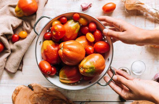 Fresh Spring Dishes: Ingredients In Season