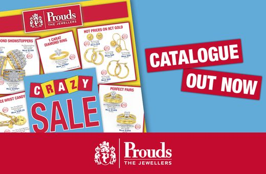 Prouds Crazy Sale Catalogue
