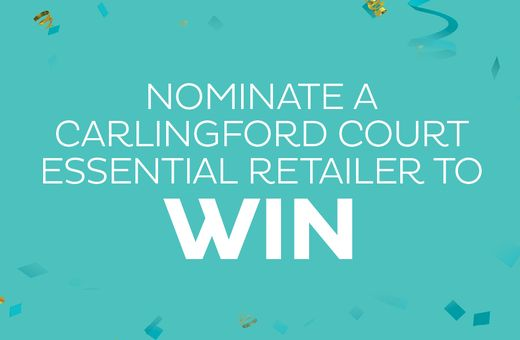 Nominate a Carlingford Court Retailer to Win