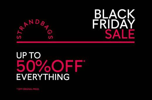 Strandbags' Big Shopping Week Sale