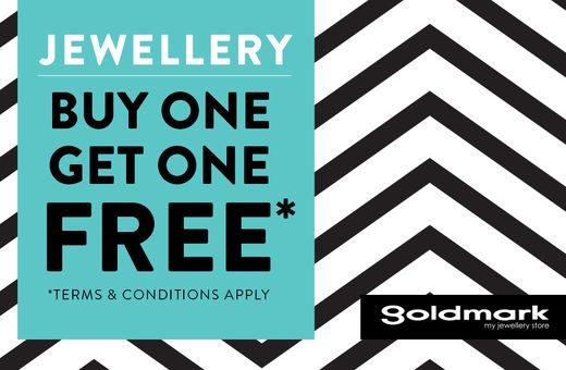 Buy One Get One Free at Goldmark