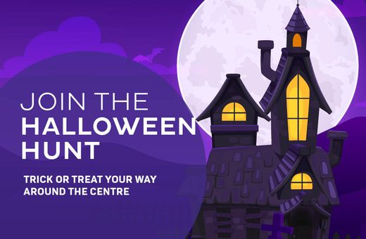 Find our spooky characters to WIN.