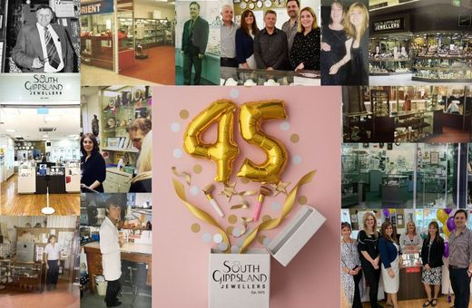 Congratulations to South Gippsland Jewellers