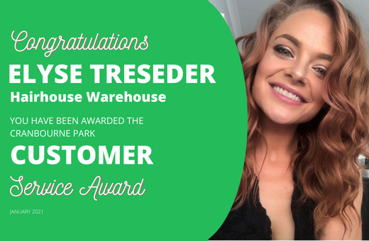 Congratulations - Hairhouse Warehouse