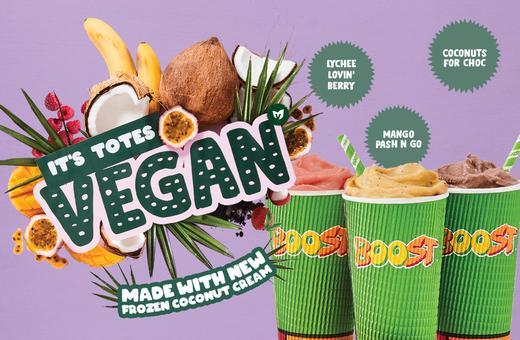 Boost Juice - It's Totes Vegan