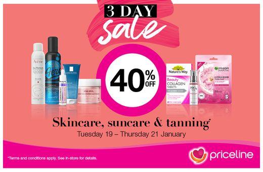 Priceline's 3-Day Sale