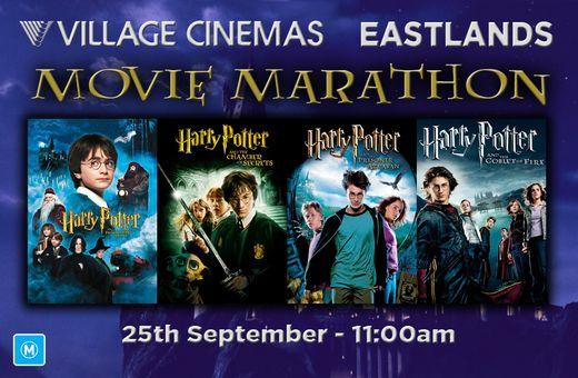 Harry Potterthon at Village Cinemas Eastlands