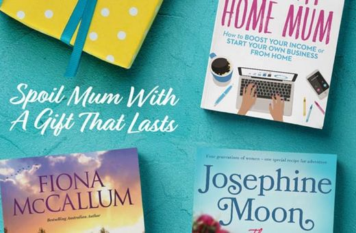 QBD Books Mother's Day
