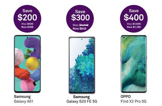 Telstra's Big Shopping Week Sale