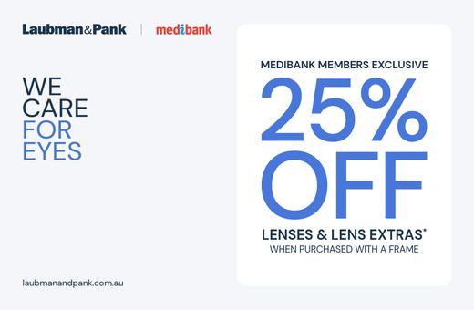 Laubman & Pank's Medibank Exclusive Offer