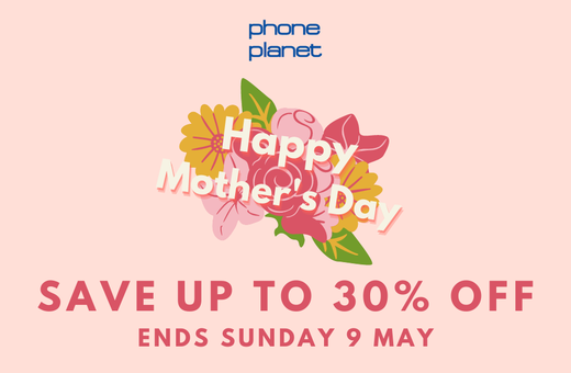 Phone Planet Mother's Day