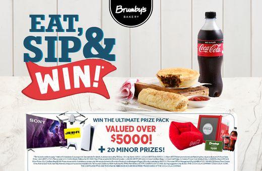 Brumby's Eat Sip & Win