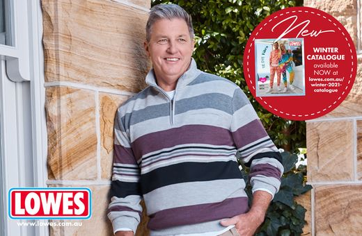 Lowes Winter Catalogue - Out Now