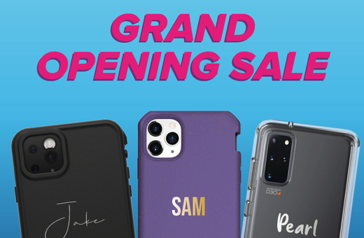 Happytel Grand Opening Sale