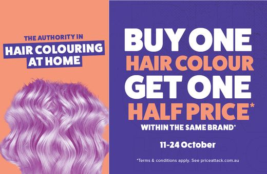 Price Attack Home Hair Offer