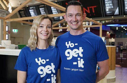 Meet Jason & Kelsey from Yo Get It