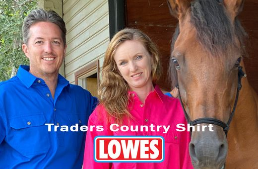 Lowes NEW Traders Country Shirt