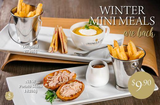 Shingle Inn's Winter Mini Meals