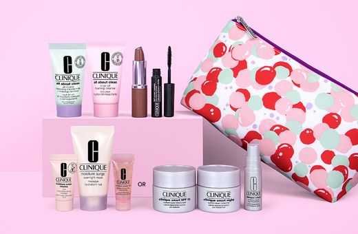 David Jones' Clinique Gift With Purchase