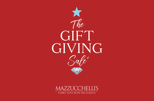 Mazzucchelli's Gift Giving Sale