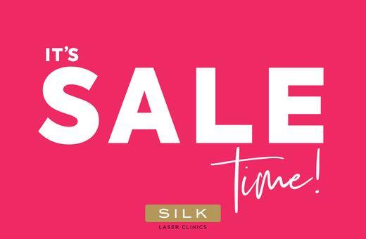 Silk Laser Clinic's Mid-Year Sale