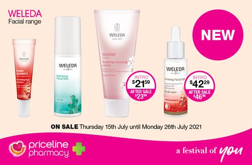 Priceline Pharmacy's July Catalogue Offers