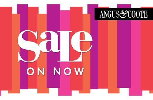 Angus & Coote's Clearance Catalogue