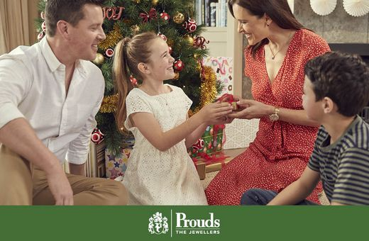 Proud's Christmas Gift Sale
