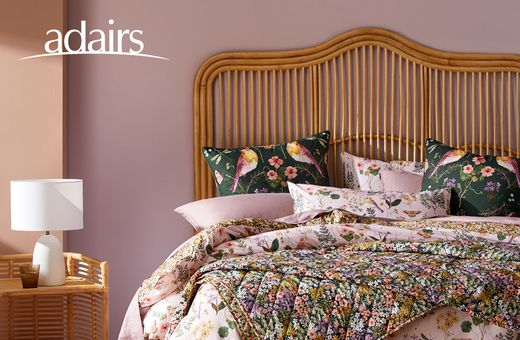 Adairs' Linen Lovers Sale Continues