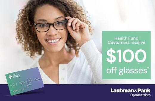 Laubman & Pank's Health Fund Member Special