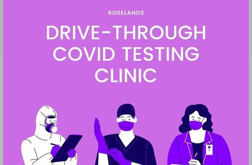 COVID Drive-Through Testing