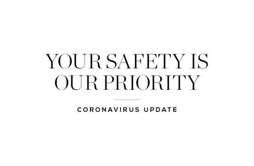 COVID-19: Important Updates