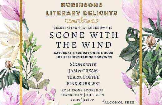 Robinsons High Tea Special