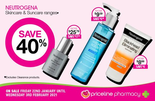 Priceline Pharmacy's Catalogue Offers