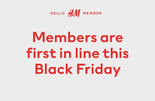 H&M Loyalty Members