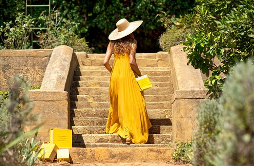 Enjoy Your Summer Time with L'OCCITANE