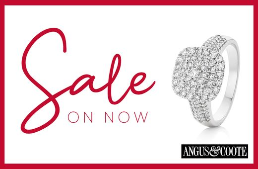 Angus & Coote's Clearance Sale