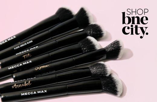 Personalised Mecca Max make up brush!
