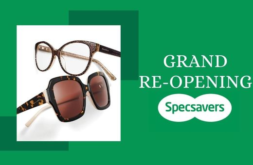 Specsavers Grand Reopening