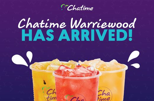 Chatime has arrived!