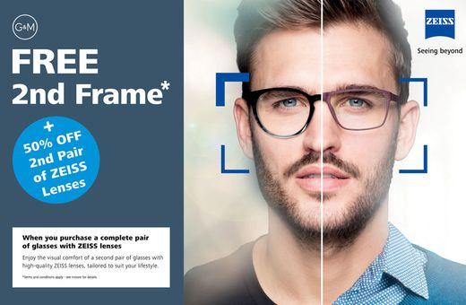 Adel Optometrists ZEISS lenses