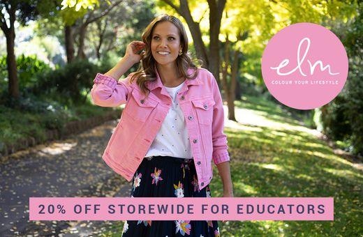 Elm Lifestyle Educators Offer