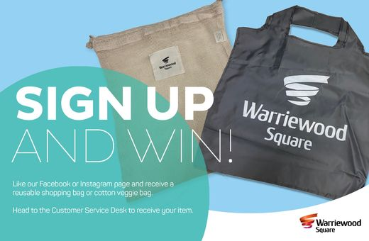 Sign up and win