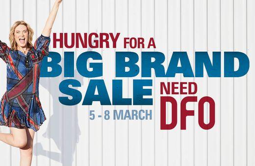DFO Big Brand Sale