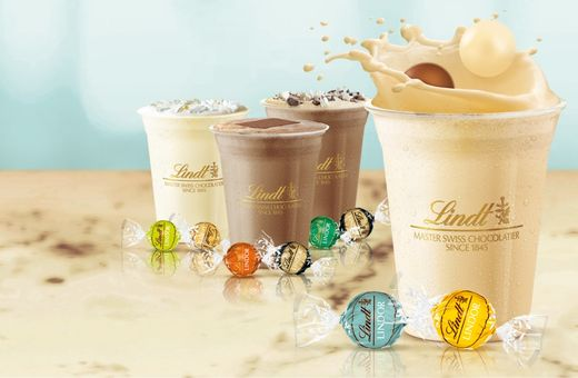 New LINDOR Double Bliss Milkshake